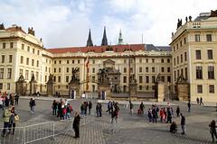 Prague Castle (Carneddau) Tags: czechrepublic czechia hradany matthiasgateway prague praguecastle praha