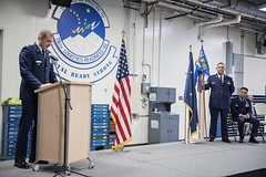 160925-Z-MW427-101 (176th Wing, Alaska Air National Guard) Tags: 176thwing 176thmisssionsupportgroup 176thlogisticsreadinesssquadron lrs alaskaairnationalguard jber assumptionofcommand ceremony loyal ready strong