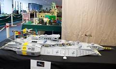 33 (Bricktastic) Tags: brickevents lego queenslandlegousergroup goldcoast afol moc