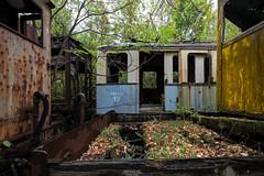 Ghost Train #4 (UrbexGround) Tags: urbex urban exploration lost abandoned place train rotten decay urbexground