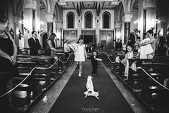 (Lucrecia Carosi) Tags: iglesia perro dog boda casamiento wedding fotografadebodas fotografadocumentaldebodas documental blancoynegro registro fotoperiodismodebodas nios kids invitados anillos colado funny