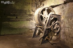rope winch - Knigstein Fortress (matalb.de) Tags: dslr canon bulb medival fortress knigstein germany night lights