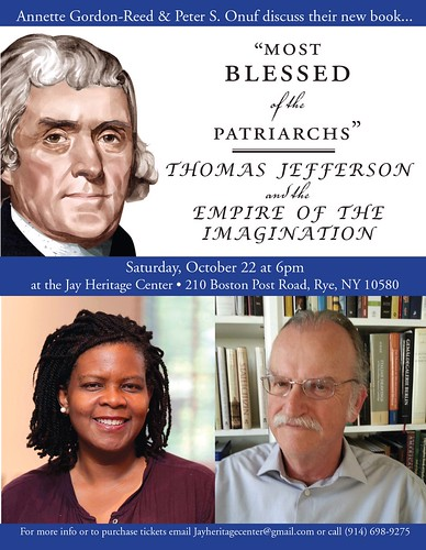 Most Blessed of Patriarchs with Annette Gordon-Reed and Peter S. Onuf