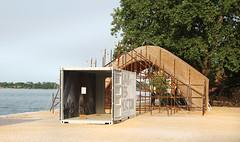 IMG_5131 (trevor.patt) Tags: foster block shell tile vault venice biennale architecture arsenale