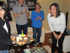 Jojo's Birthday celebration in Napa.. (iwona_kellie) Tags: joanne birthday celebration 50 friends daniel jennifer house napa california usa november 2016 tripdayfour friday night