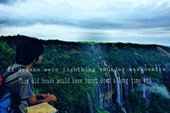 North east India backpacking trip #flikr#traveling #incredibleindia (Neeraj_ratnu) Tags: incredibleindia traveling flikr sevensisterfall northeast love traveliing assam shillong quotes nickthevagabond