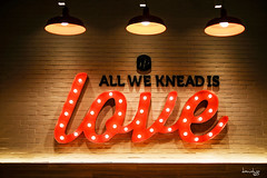 All You Knead Is Love (Daniel Y. Go) Tags: fuji fujixpro2 xpro2 philippines love peperoni uptowncenter