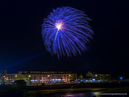 Porthcawl fireworks 2016 20161105_063