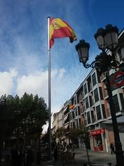 Bandera (Cofradeus) Tags: leganes turismo espaa bandera