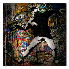:: A Revolution Can Begin w/ a Drop of Paint - #iPhotography (Evan Sant) Tags: art artist artists banksy canvas digital digitalart eastvillage evansante fineart gallery graffiti graffitiart metro muralart mycity mycitylife ny nyart nyc nyclife nylife newyorkcity painting soho streetart streetarteverywhere streetartphotography streetlife streetphoto streetphotography streets streetsofnewyork tagging urban urbanarcheology urbanphotography wallart worksonpaper iphone6plus iphoneonly iphoneography iphonesia banksyny city lowereastside mrbrainwash newyork photooftheday square squareformat streetartis streetartistry 2014evansantallrightsreserved