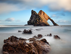 Bowfiddle (Grant Morris) Tags: portknockie bowfiddle bowfiddlerock rocks rockstack wetrocks longexposure scotland waterscape waterfront water seaside seascape seashore grantmorris grantmorrisphotography canon 5d3