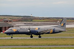West Air Europe BAe ATP SE-KXP at Isle of Man EGNS 02/12/16 (IOM Aviation Photography) Tags: west air europe bae atp sekxp isle man egns 021216