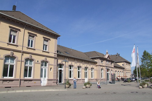 Baden-Baden railway station, 16.09.2011.