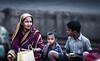 An untold story of survival .....!! (mithila909) Tags: streetphotography portrait women mother brother family