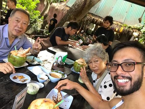 Brunch #2!! #FamilyVacay #HuaHin #Thailand