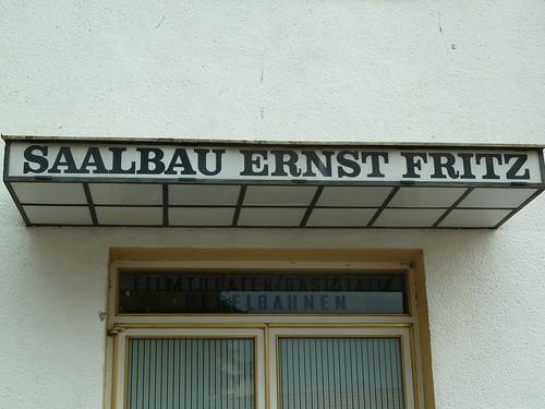 Saalbau Ernst Fritz