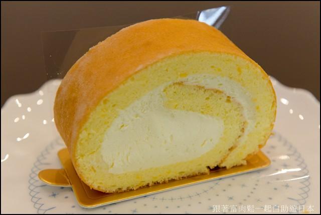 橙花西點烘焙坊_起士乳酪捲