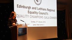 ES_ELREC's Equality Champions Gala Dinner