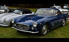 1958 Maserati 3500 GT (pontfire) Tags: 1958 maserati 3500 gt chantilly arts et lgance 2016