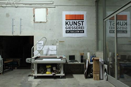 2785 Visit of the Sitterwerk