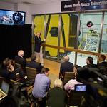 James Webb Space Telescope Media Day thumbnail