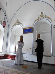 Konya - Mevlana Turbesi, museum, dining room reconstruction (4) (damiandude) Tags: rumi dervish sufi