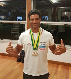 Iván Pastor, nuevo campeón del mundo de Raceboard