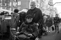 strong together (petdek) Tags: street people elderly social