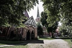 Lübeck - Dom zu Lübeck (superbart77) Tags: architecture city domzulübeck lübeck cathedral church dom historiccitycenter oldtown