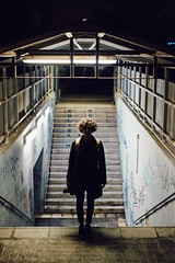 Nerea Coll (DANG3Rphotos) Tags: nerea coll foto black noir rollo nikon d7100 nikonista dang3rphotos dang3r creative look vision style creativo imagen photo 2015 shot camera inspiration ver like this photos fotografia love art artist life light lights valencia metro street portrait retrato female woman women