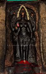 """Durgai @ Abhiramesvarar Temple- Tiruvamattur - Villupuram - Tamil Nadu. (Kalai """"N"""" Koyil) Tags: nikon d 5200 kalai n koyil 2016 tokina 1116mm 18140mm tiruvamattur abhiramesvarar perumanadigal thiruvamathur villupuram gingee tamilnadu southindiantemple architecture parantakai sundarachola rajarajai gomadhupuram nadunadu21st shiva"""