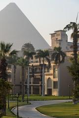 Mena House Hotel (stefan_fotos) Tags: afrika architektur hf hotel kairo licht menahouse pyramide reisethemen sonnenaufgang urlaub hq ägypten cairo egypt africa mena house giza