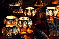 564106_10151073016194372_962214475_n (GingerVi) Tags: africa street light lamp night morocco marocco marrakesh suq