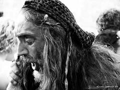 DSCF0708 (Nicola Landozzi) Tags: bw blackwhite fuji fujifilm monteriggioni ritratti bianco medievale fujinon nero barba medioevo x10