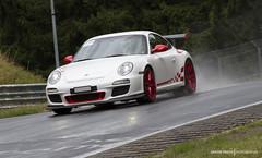 Nurburgring 2013 (Simone Perico) Tags: auto cars car rain race canon germany eos 911 racing ring porsche 7d l pioggia rs 70200 f4 germania automobili gt3 997 nordschleife nurburg nurgburgring