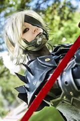 Metal Gear Solid @ Ayacon (saroston) Tags: metal cosplay snake fear gear games end solid konami ayacon the raiden 2013