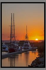 Scarborough Sunset -1=