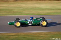 1962 Lotus-Climax 25 (autoidiodyssey) Tags: england race vintage sussex lotus formulaone 25 1962 chichester climax goodwoodrevival glovertrophy nickfennell 2012goodwoodrevival carsgrandprix