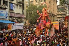 Ganpati Festival Mumbai (E R) Tags: carnival india colour idol bombay elephantgod maharashtra mumbai hindu hinduism deity ganpati marathi lordganesha hindugod indianculture ganapatifestival ganeshchaturthi ganeshfestival girgaon festivalsofindia incredibleindia hindufestivals girgaum mumbaicity mumbairoad ganesotsav elephantheadgod chowpati coloursofindia hinducelebration maharashtratourism mumbaistreet ganpatibappa ganpatifestival clayidol ganapatiidol cityofmumbai mumbaifestivals girgaumchoupati marathiwoman marathicelebration marathifestival ganapatiutsav ganeshviswarjan mumbaicrowd ganpati2013 mumbaivisarjan ganeshvisarjan2013 mumbaichowpati ganpativisarjanimages ganpatiutshav festivalofelephantheadgod