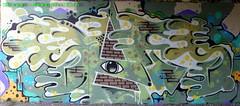 Slots (The_Real_Sneak) Tags: streetart graffiti october graf ottawa urbanart gatineau spraypaint 819 hull graff slots 343 tcp 613 2013 nationalcapitalregion tcpcrew nfnc keepsixcom wwwkeepsixcom nfnccrew