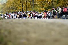 start (valentin dontov) Tags: autumn bike start forest de cycling bicicleta tur mtb toamna nikkor f28 iasi hpm 180mm galati ciclisti padure ciclism clubul