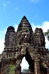 DSC_0071 (sanjay saini) Tags: cambodia angkorwat siemreap unescoworldheritage bayon angkorthom banteaysrei prerup shivatemple vishnutemple phnomkoulen khmerarchitecture jayavarmanii largesthindutemple sanjaysainiphotos
