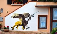 Dozza - Bologna - Italy (Mauro e Irene) Tags: italy nikon italia bologna murales imola dozza mygearandme mygearandmepremium