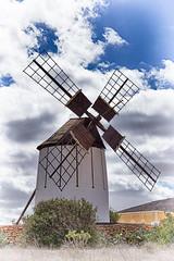 2013-03-11_025 Fuerteventura (mike.bulter) Tags: windmill museum spain fuerteventura canarias canaryislands esp spanien windmuehle muehle kanarischeinseln tiscamanita centrodeinterpretaciondelosmolinos