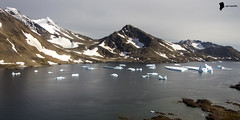 Icebergs - Kulusuk island - East Greenland (Julien Ratel ( Jll Jnsson )) Tags: houses wild sun mountains ice colors fog canon island boat high village view altitude tokina helicopter greenland fjord iceberg glacon authentic icebergs glace grnland kulusuk greenlandic angmagssalik groenland kalaallitnunaat eastgreenland ammassalik tasiilaq 1224f4 greenlanders eos7d blueju38 julienratel julienratelphotography blueju sermersooq