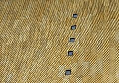 Sixties architecture, Berlin (Sallyrango) Tags: windows berlin architecture buildings germany europe graphic architcture sixties eastberlin eastgermany philharmonie sixtiesarchitecture 1960sarchitecture