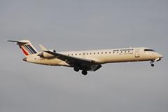 Canadair CRJ-700 Brit Air (BZH) F-GRZO - MSN 10265 - Now in Hop! fleet (Luccio.errera) Tags: air msn hop fleet now brit tls canadair bzh crj700 10265 fgrzo