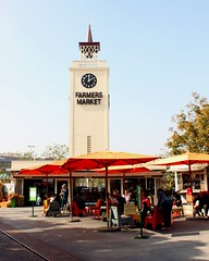 LA Farmers Market (Prayitno / Thank you for (12 millions +) view) Tags: california ca tower clock la los angeles grove farmers market district landmark historic farmer fairfax the thegrovela konomark