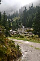 Looking for Yeti (Tom Zedinek) Tags: clouds trek pathway tauren schladminger
