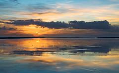 Sunset (Danil) Tags: netherlands danielbosma schiermonnikoogsunsetreflection